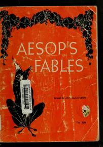Cover of: Aesop's fables by Aesop