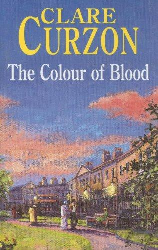 The Colour of Blood (Severn House Large Print)