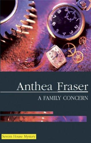 Download A Family Concern (Severn House Large Print)