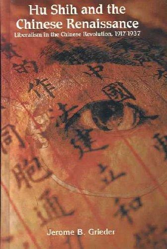 Hu Shih and the Chinese Renaissance
