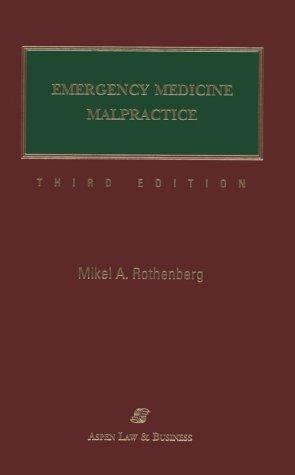 Download Emergency medicine malpractice