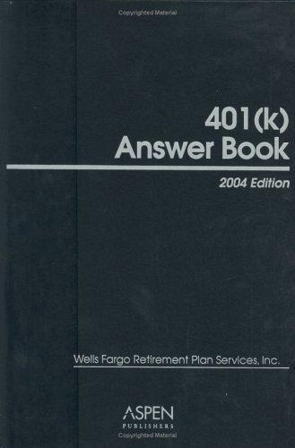 401(K) Answer Book