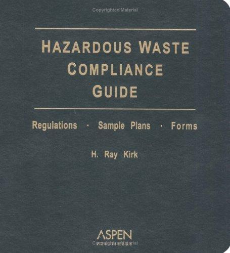 Hazardous waste compliance guide