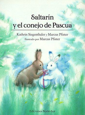 Saltarín y el conejo de Pascua