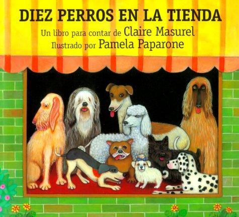 Download Diez perros en la tienda
