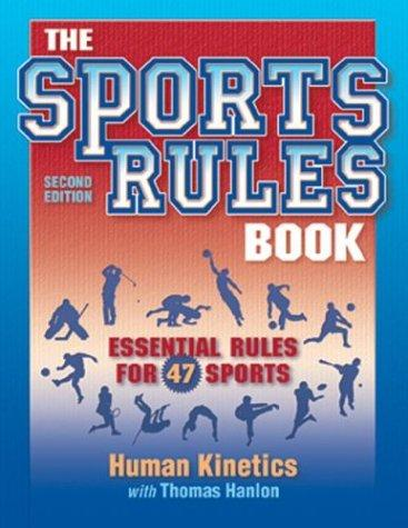 Download The sports rules book