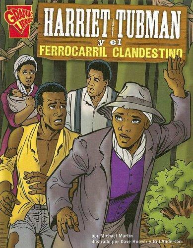 Download Harriet Tubman y el ferrocarril clandestino