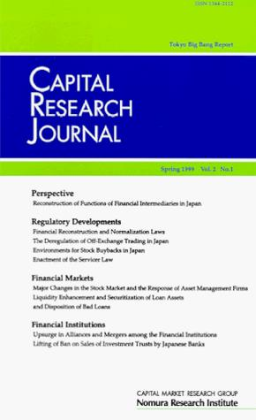 Download Capital Research Journal