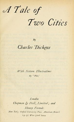 The  complete works of Charles Dickens.
