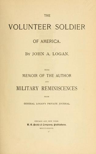 Download The volunteer soldier of America.