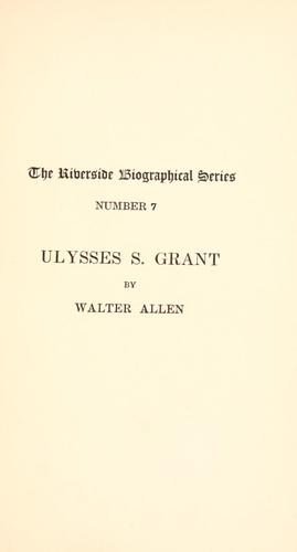 Download Ulysses S. Grant