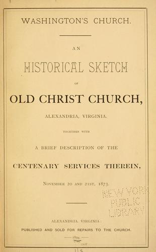Download Washington's church.