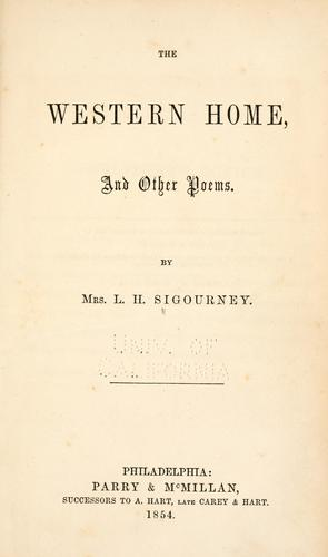Download The western home