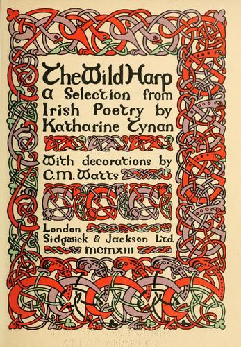 Download The wild harp.