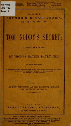 Tom Noddy's secret.