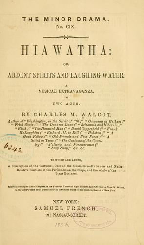 Download … Hiawatha