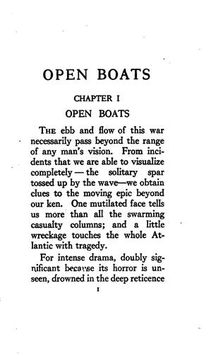Download Open boats