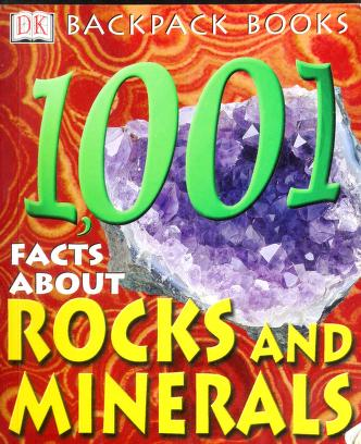 Cover of: 1001 facts about rocks and minerals | Sue Fuller