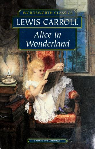 Cover of: Alice in Wonderland by Lewis Carroll
