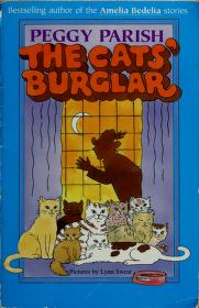 Cover of: The cats' burglar | Peggy Parish