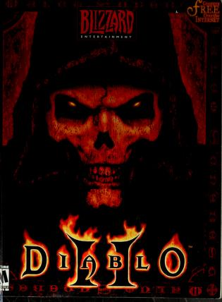 Cover of: Diablo II | Blizzard Entertainment (Firm)