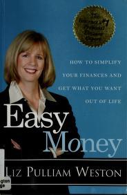 Cover of: Easy money | Liz Pulliam Weston