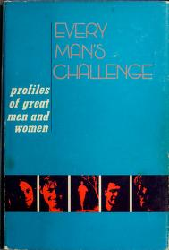 Cover of: Every man's challenge | Daughters of St. Paul.