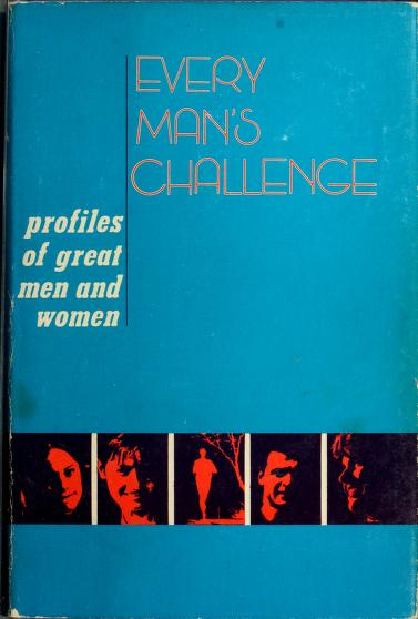 Every man's challenge by Daughters of St. Paul.