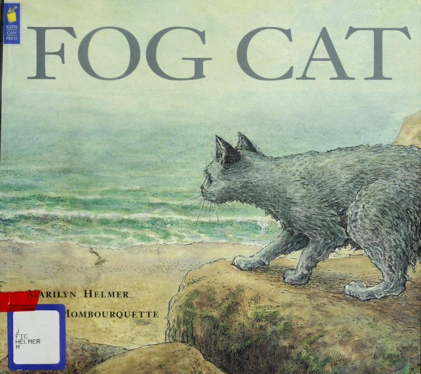 Fog cat by Marilyn Helmer