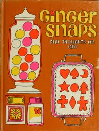 Cover of: Ginger snaps | Dian Ritter