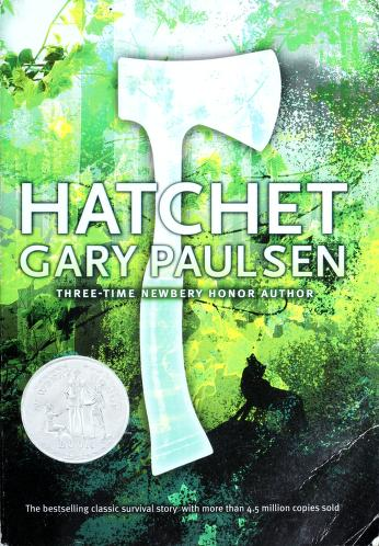 Cover of: Hatchet by Gary Paulsen