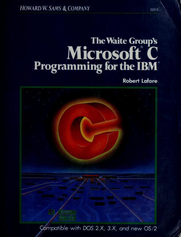 Microsoft C by Robert Lafore