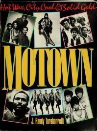 Cover of: Motown | J. Randy Taraborrelli