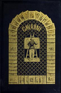 Cover of: Oeuvres choisies de Gavarni |