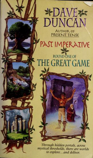 Cover of: Past imperative | Dave Duncan