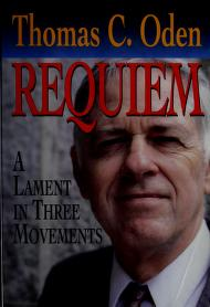 Cover of: Requiem | Thomas C. Oden
