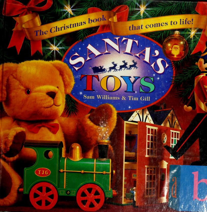 SANTA'S TOYS by Sam Williams