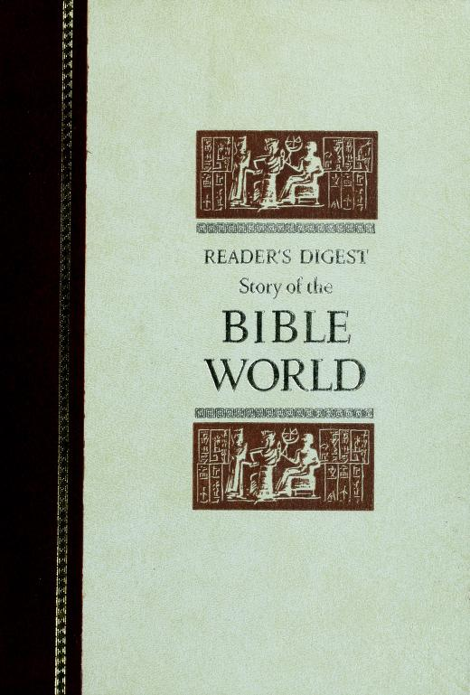 Story of the Bible world by Keyes, Nelson Beecher