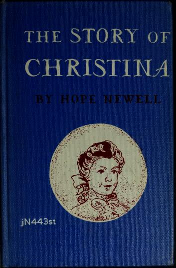 The story of Christina by Hope Hockenberry Newell