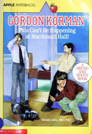 Cover of: This can't be happening at Macdonald Hall! | Gordon Korman