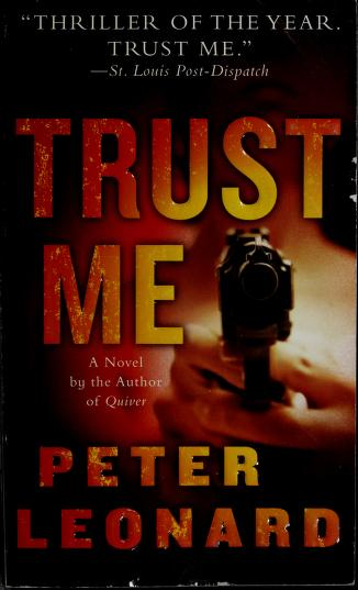 Cover of: Trust Me | Peter Leonard