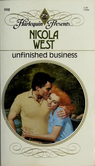 Cover of: Unfinished Business | Nicola West