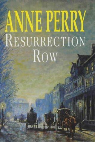 Resurrection Row (Charlotte & Thomas Pitt Novels)