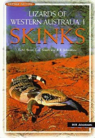 Lizards of Western Australia.
