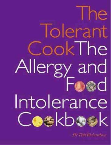 The tolerant cook by Tish Richardson