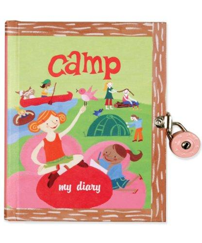 Camp Girl Journal by Galison/Mudpuppy