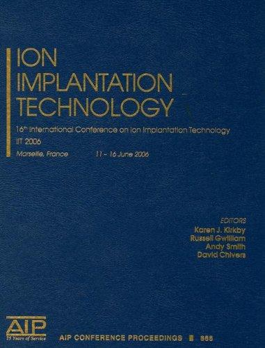 Ion implantation technology by