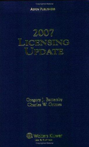 Licensing Update by Battersby