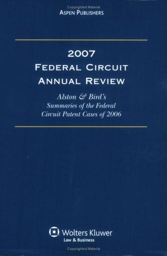 Federal Circuit Annual Review by Alston & Bird