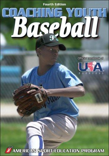 Coaching Youth Baseball (Coaching Youth Sports) by Amy Tocco